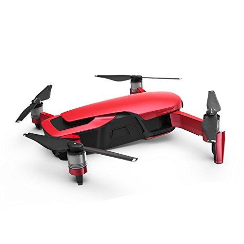Zubehör für Dajiang, Malloom Waterproof Lightning PVC Sticker Drone Body Shell Protection for DJI Mavic Air (Body Bag Prop)