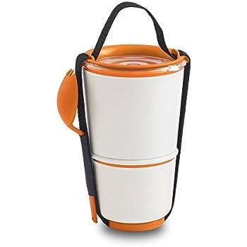 Black + Blum Lunch Pot, Orange