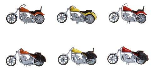 180603 - Faller H0 - 6 Motorräder