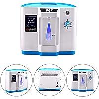 BQT Portable Intelligent Oxygen Generator, Tragbare Häusliche Pflege Sauerstoff Stange Verstellbar 1-6L Sauerstoff-Bar-Maschine... preisvergleich bei billige-tabletten.eu
