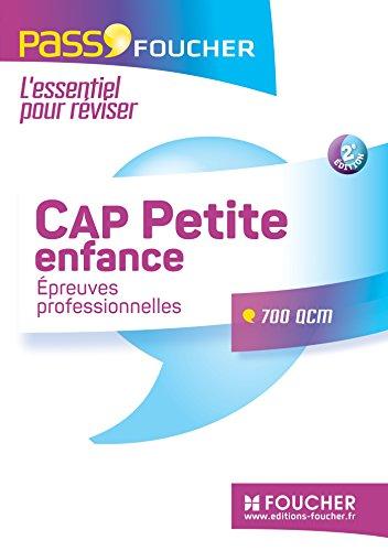 CAP Petite Enfance Epreuves professionnelles - Pass'Foucher