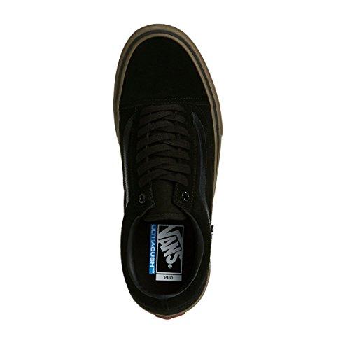 Vans - Old Skool Pro BLA Black/gum/gum