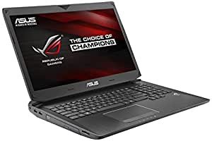 "Asus ROG G750JY-T4026H Notebook da 17.3"" Full HD, Processore Intel Core i7-4860HQ, RAM 16 GB, 2x SSD 128 GB RAID 0 + 1 TB HDD, Scheda Grafica NVIDIA GeForce GTX 980M 8 GB DDR5, Nero"
