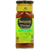 Sharwood\'s Chutney De Mango Verde Etiqueta (360g)