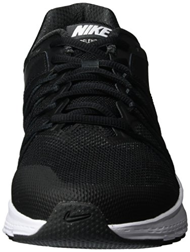 Nike Herren Air Relentless 6 Laufschuhe Schwarz (Schwarz (schwarz / weiß-anthrazit))