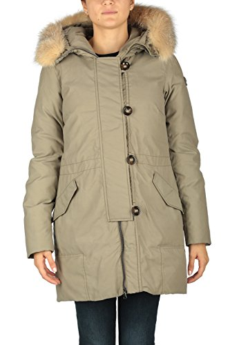 huge selection of 4eafb 0db00 PEUTEREY Donna Giubbotto Piumino Autunno Inverno Beige Art ...