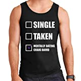 Photo de Single Taken Mentally Dating Craig David Men's Vest par Coto7