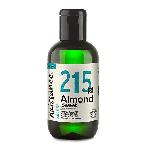 Naissance Aceite Almendras Dulces BIO n. º 215 100ml