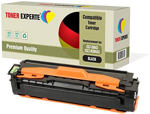 TONER EXPERTE CLT-K504S Nero Toner compatibile per Samsung Xpress SL-C1810W, SL-C1860FW, CLX-4195FN, CLX-4195N, CLX-4195FW, CLP-415N, CLP-415NW