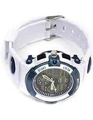 givesurprise water-resistant-50m Dual Bewegungen Unisex Sport Armbanduhr