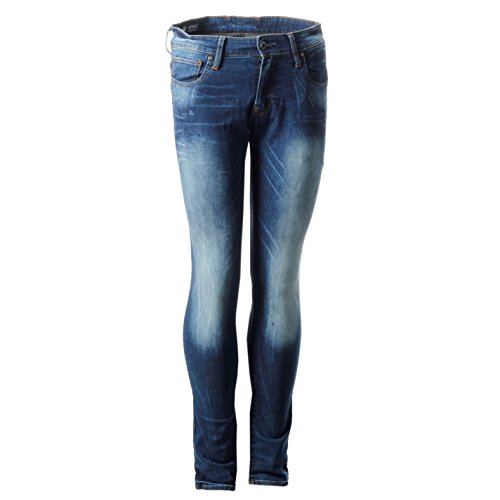 G Star Herren Attacc Jeanshose Jeans Freizeit Denim Hose Used Optik Medium Aged