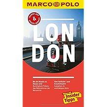 MARCO POLO Reisef??hrer London: Reisen mit Insider-Tipps. Inklusive kostenloser Touren-App & Update-Service by Kathleen Becker (2016-01-14)