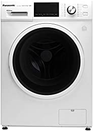 Panasonic 10 Kg Wash & 7 Kg Dry 1600 RPM Front Load Washer Dryer, White - NA-S107M2WAE, 1 Year Warr