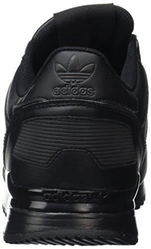adidas - Zx 700, Sneakers unisex Nero (Core Black/Core Black/Core Black)