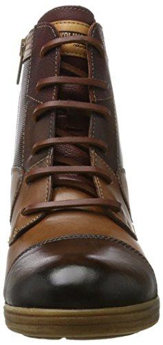 Pikolinos Lyon W6n_i17, Stivali Donna Marrone (Olmo)