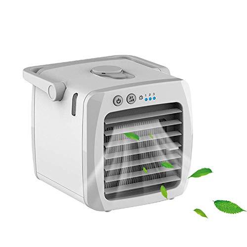 Mini Luftkühler, 2019 New Air Cooler Tragbare Mini-Raumklimaanlage, Für Raum, Büro, Outdoor