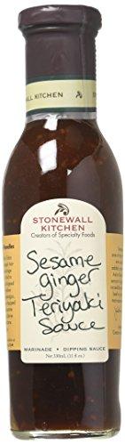 Stonewall Kitchen - Sauce Sesame Ginger Teriyaki 11 Fl. Oz. 183057