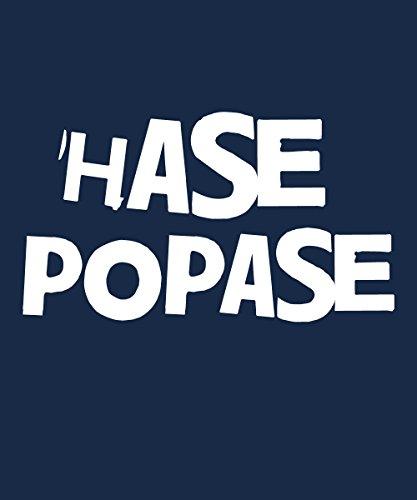 ::: HASE POPASE ::: Ostern Girls T-Shirt ::: auch im Unisex Schnitt Navy