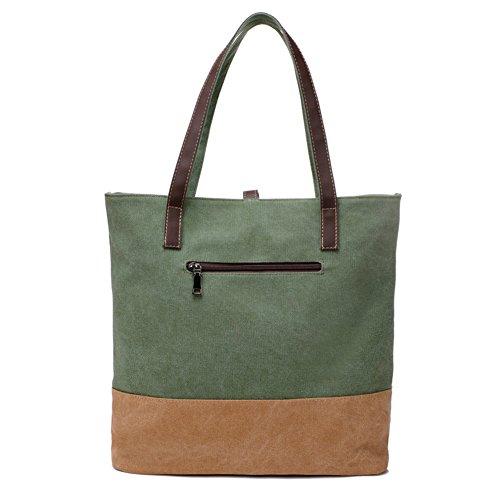 borsa di tela Ms./single borsa a tracolla delle donne/borsa semplice-B A