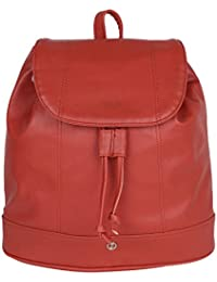 Osaiz PU Leather Bag Pack Large Size With One Large Compartment For Women  aba1518c981c6