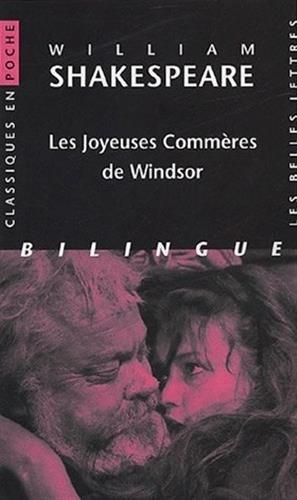 Les Joyeuses Commeres de Windsor (Classiques En Poche)