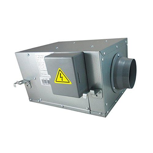 """acoustique en ligne sur conduit Ventilation faible bruit Ventilateur d'extraction d'air 200MM[8""""] 770 m3/hr"""
