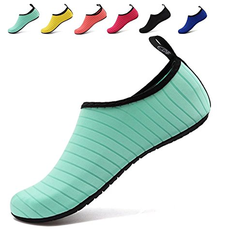 Bild von BOLOG Junge Aqua Schuhe Kinder Badeschuhe Schwimmschuhe Barefoot Schuhe Wasserschuhe Surfschuhe Sportschuhe Strandschuhe Schnorcheln Barfuß Schuhe für Mädchen Damen Sommer