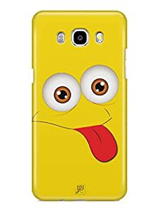 YuBingo Funny Smiley Mobile Case Back Cover for Samsung Galaxy J7 2016