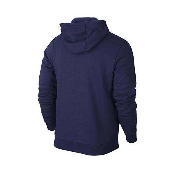 Nike Team Club Fz Hoody – Sudadera con capucha para hombre