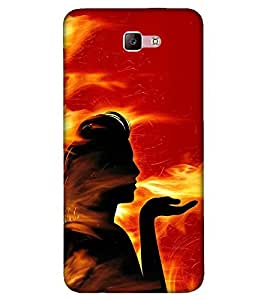 CHAPLOOS Designer Back Cover For Samsung Galaxy A5(2017)