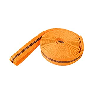 tee-uu RESCUE-LOOP Rettungsschlinge Orange 150 cm Länge 20 mm Breite