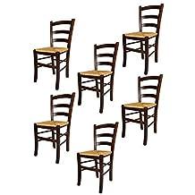 Amazon.es: sillas de cocina ikea - 4 estrellas y más