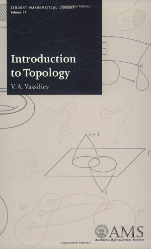 Introduction to Topology (Student Mathematical Library) por Vassiliev