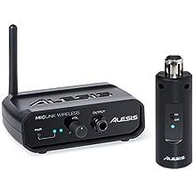Alesis MicLink Wireless - Sistéma inalámbrico para micrófono con transmisor y receptor