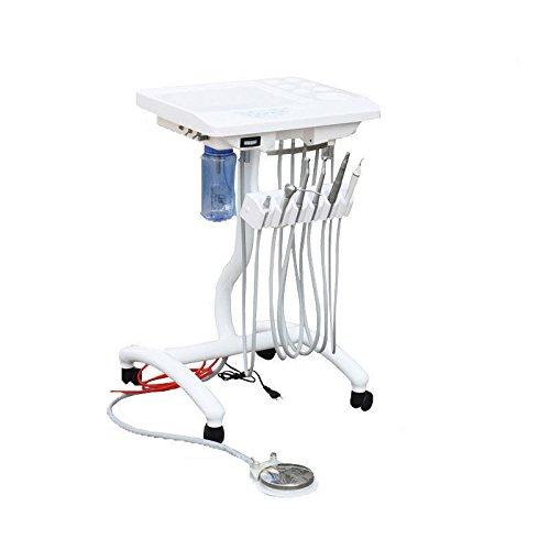 Bestdental tragbare Fördereinheit Saug- 3-Wege-Spritze Polymerisationslampe Scaler DU812