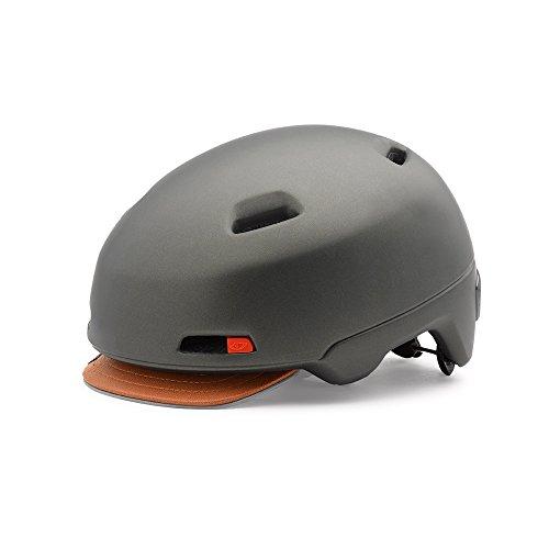 Giro Sutton City Fahrrad Helm oliv grün 2017: Größe: S (51-55cm)