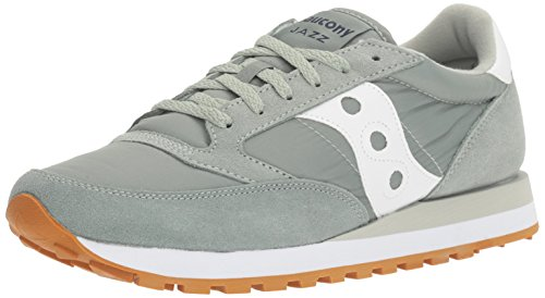 Saucony Jazz Original Zapatillas para hombre - Light Green/White - 43.