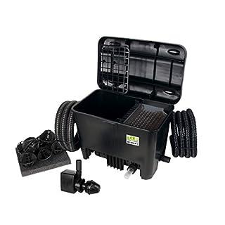 T.I.P. Teichaußenfilter WDF 10000 UV 11, UV-C 11 Watt, für Teiche bis zu 10.000 Liter