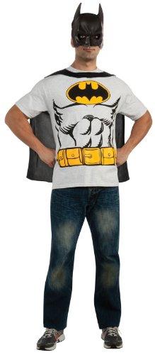 Kit Kostüm Batman - Kit Batman Kostüm für Herren