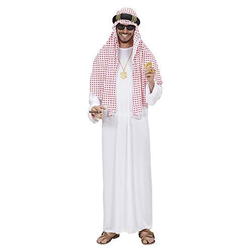 Günstige Kostüm Ganzkörper - Widmann - Erwachsenenkostüm Scheich