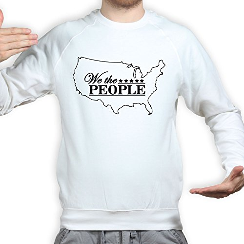 We The People 1776 American Constitution Pullover