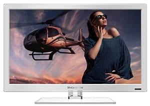 """TV LED 28"""" Thomson 28HW4323W - HD Ready - blanc"""