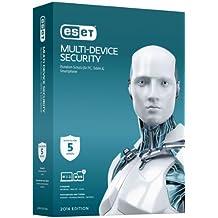 ESET Multi Device Security 7 - 5 Geräte