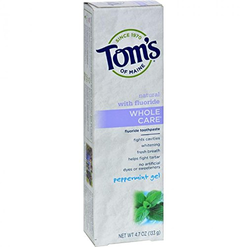 toms-of-maine-whole-care-gel-toothpaste-peppermint-47-oz-case-of-6-by-toms-of-maine