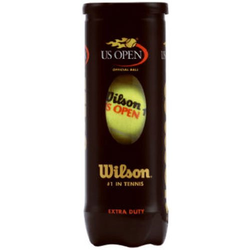 Wilson US Open Extra Duty Tennis Ball (Single Can), 1-Can/  available at amazon for Rs.1729