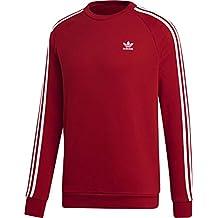 Amazon.it  felpa adidas uomo - Rosso ba9fa3f70d2c