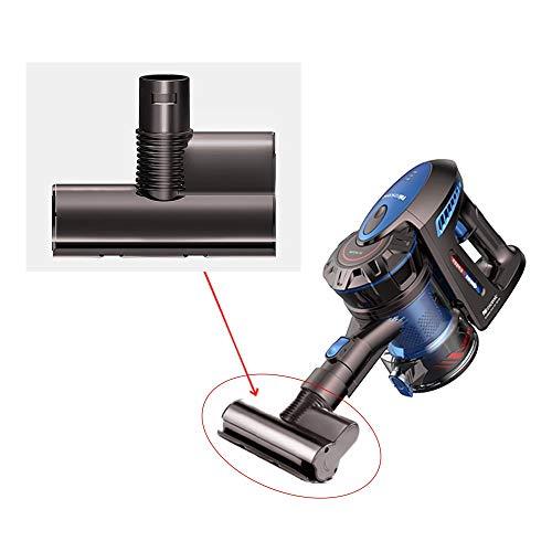Zealing Staubsauger Zubehör elektrische Milbenbürste für Proscenic P8 Mini motorisiertes Werkzeug P9 Bett Teppichbürste