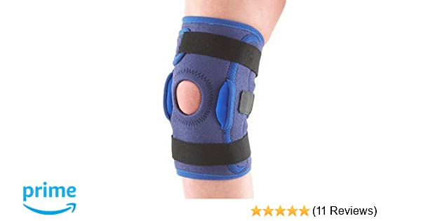 Neo G Knee Brace for Kids, Hinged Open Patella - Side Hinges Support For  ACL, Juvenile Arthritis Relief, Joint Pain, Meniscus Pain - Adjustable