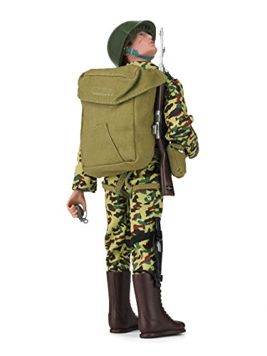 "Image of Action Man AM714 ""50th Anniversary Paratrooper"" Figure"