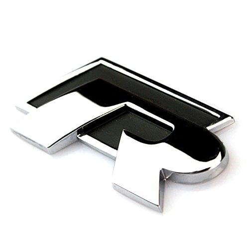 ORIGINAL 1K8853675K FOD'R' Logo Emblem Schriftzug - Aufkleber neu